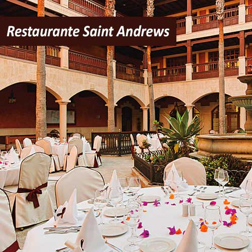 RESTAURANTE SAINT ANDREWS